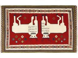 Kilim Persan Vintage 274x174