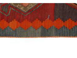 Kilim Persan Vintage 289x155