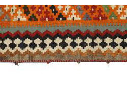 Kilim Persan Vintage 270x162