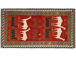 Kilim Persan Vintage 282x148