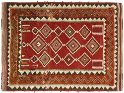 Kilim Persan Vintage 246x186
