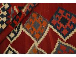 Kilim Persan Vintage 220x138
