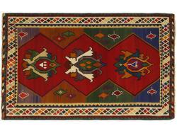 Kilim Persan Vintage 250x158