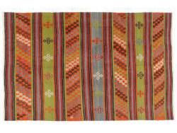 Kilim Persan Vintage Fin 245x159