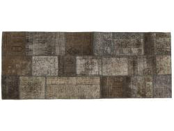 Vintage Patchwork persan 198x77