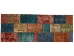 Vintage Patchwork persan 203x76