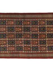 Turkmène Fin 198x135