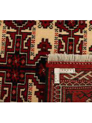 Turkmène Fin 195x130