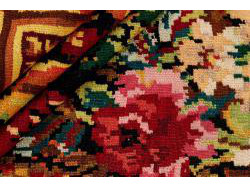 Kilim Floral Roses Old 335x203