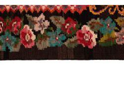 Kilim Floral Roses Old 223x153