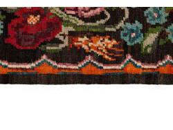Kilim Floral Roses Old 296x197