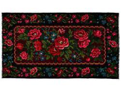 Kilim Floral Roses Old 249x140