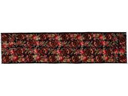 Kilim Floral Roses Old 376x91