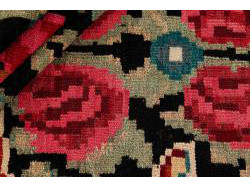 Kilim Floral Roses Old 331x185
