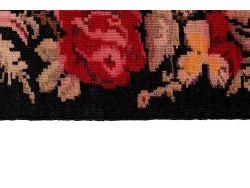 Kilim Floral Roses Old 312x66