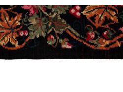 Kilim Floral Roses Old 420x82