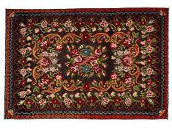 Kilim Floral Roses Old 282x191