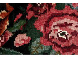 Kilim Floral Roses Old 287x190