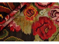 Kilim Floral Roses Old 304x209