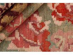 Kilim Floral Roses Old 277x182