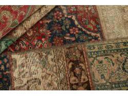 Vintage Patchwork persan 243x173