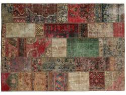 Vintage Patchwork persan 243x170
