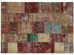 Vintage Patchwork persan 243x171