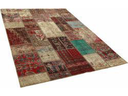 Vintage Patchwork persan 242x170