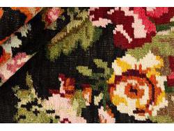 Kilim Floral Roses Old 246x170