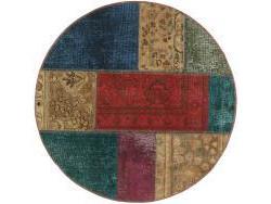Vintage Patchwork persan 100x100