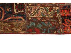 Vintage Persian Royal Patchwork Malayer 241x161