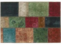 Vintage Patchwork persan 152x104
