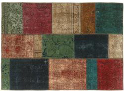 Vintage Patchwork persan 155x110