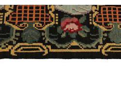 Kilim Floral Roses Old 278x186