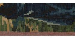 Kilim Persan Vintage Fin 160x120