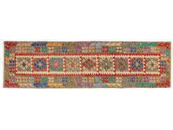 Afghan Kelim 297x82