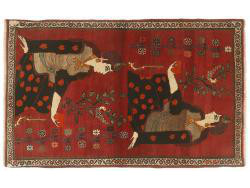 Gashgai Figuratif 167x105
