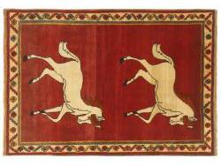 Gashgai Figuratif 175x121