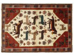 Gashgai Figuratif 193x131