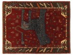 Gashgai Figuratif 141x108