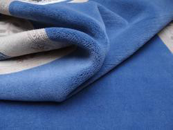 Classica blue 160x90