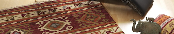 Traditional kilims