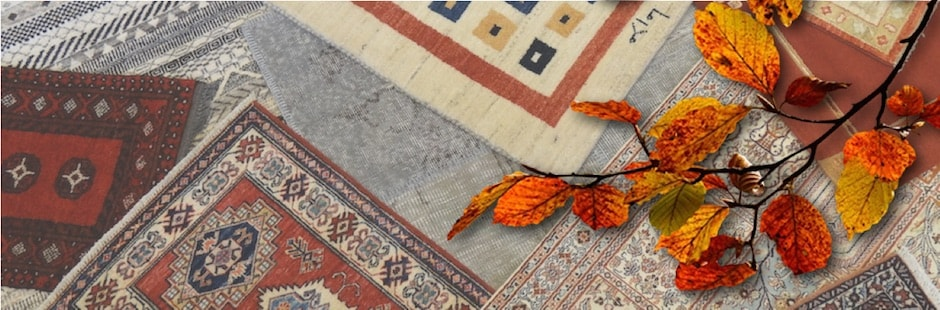 <b>Autumn sales</b> Oriental carpets and design carpets!