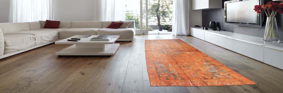 <b>Vintage carpets</b>, tradition with timeless designs